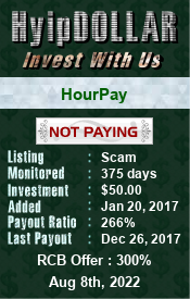 hyipdollar.com - hyip hour pay limited
