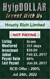 hyipdollar.com - hyip hourly rich limited