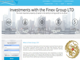 Finex Group LTD screenshot
