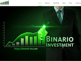 Binario Inv LTD screenshot