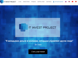 IT Invest Project screenshot