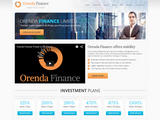 Orenda Finance screenshot