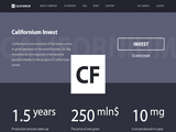 Californium Invest screenshot