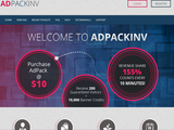 ADpackInv screenshot