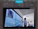 Fortia Group screenshot