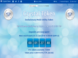 Crystal Token screenshot
